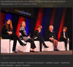 NetExploratrices 2011, fév. 2011